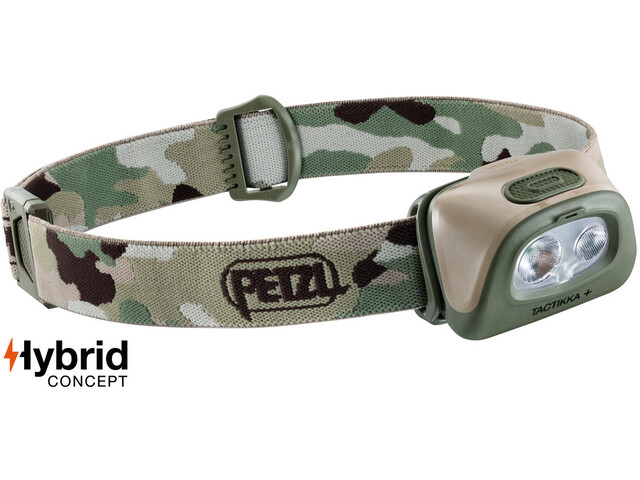 Petzl Tactikka+ Headlight camo